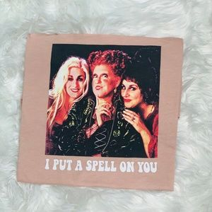 Tops - I Put A Spell On You Tee